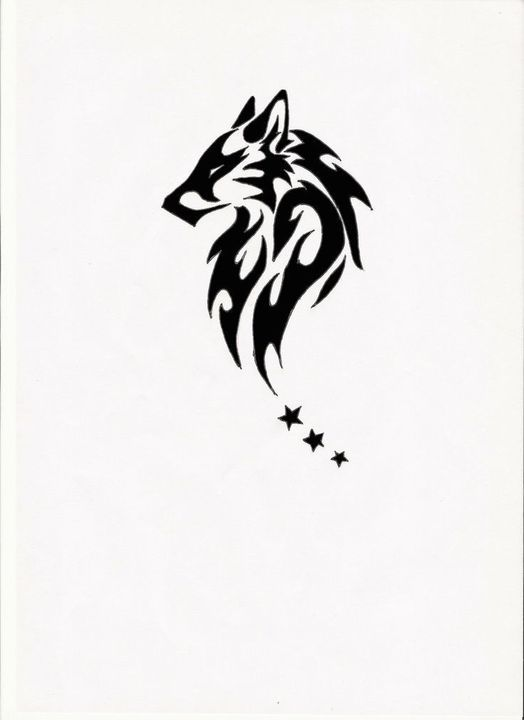 Where Stories Live Tribal Wolf Tattoo Wolf Tattoos Men Wolf Tattoos For Women