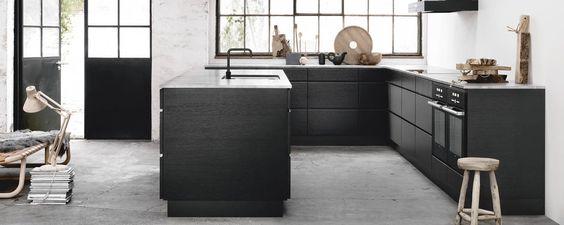 Scandinavisch design - Kvik Mano Sera keuken