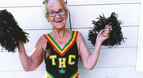 """I got """"@baddiewinkle"""" in Which Weird Instagram Account Should You Follow?"""