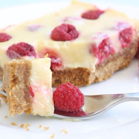 Raspberry Lemon Bars | FOOD & LIBATIONS | Pinterest ...