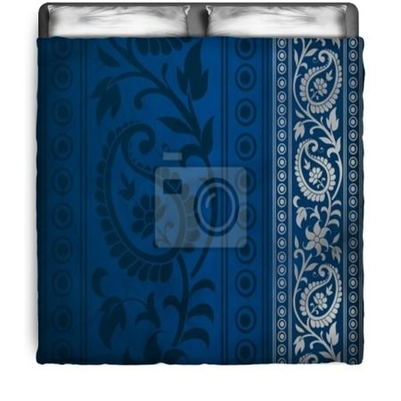 Royal Blue India Paisley Duvet Cover at http://www.visionbedding.com/paisley-floral-pattern-wedding-template-royal-india-queen-full-duvet-cover-p-3096193.html