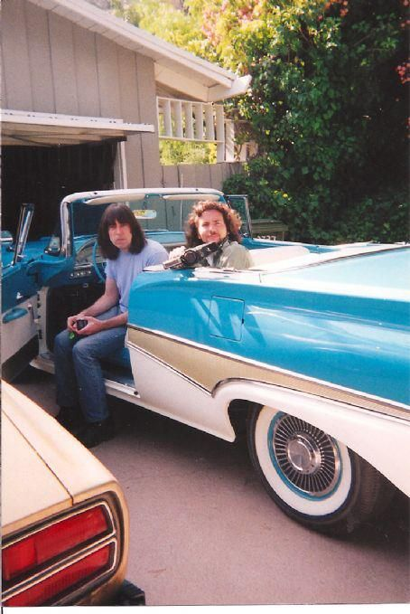 Johnny Ramone & Edie Vedder