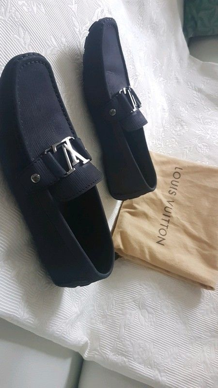Chaussons homme cuir 41 - Vinted