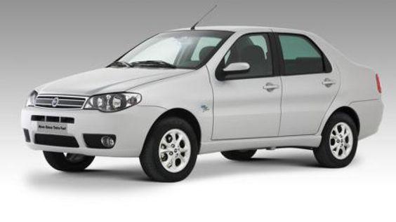 Fiat Siena Tetrafuel can run on four fuel types - Autoblog