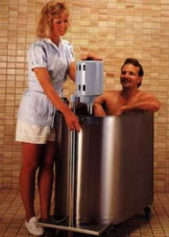 Whitehall Stainless Hydrotherapy Tub   Second Use, Seattle: Building Materials, Salvage, & Deconstruction