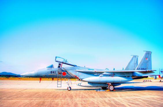 JSDAF F15J EAGLE