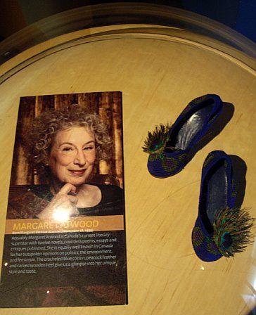 Margaret Atwood has rather fabulous taste: Fabulous Taste, Margaret Atwood, Style Geek Cheec
