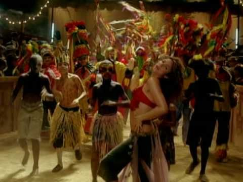July 30th (2006): Shakira, Hips Don't Lie ft. Wyclef Jean.    Shakira feat Wyclef Jean started a four week run at No.1 on the UK singles chart with 'Hips Don't Lie.' A remake of Wyclef Jean's 2004 song 'Dance Like This', the song went on to top the charts in over 50 countries. The song is the biggest selling single of the 21st century by a female artist worldwide.    http://www.thisdayinmusic.com