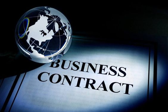 In order to enter into an enforceable contract between two or more - business contract between two parties