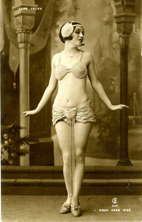 Lupe Velez, 1920's