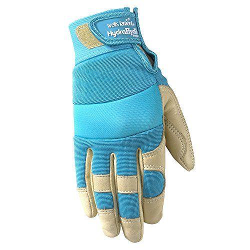 Women S Water Resistant Garden And Work Gloves Hydrahyde Https Www Amazon Com Dp B071dsk4zt Ref Cm Sw R Pi Dp U X Fn22b Leather Women Leather Work Gloves