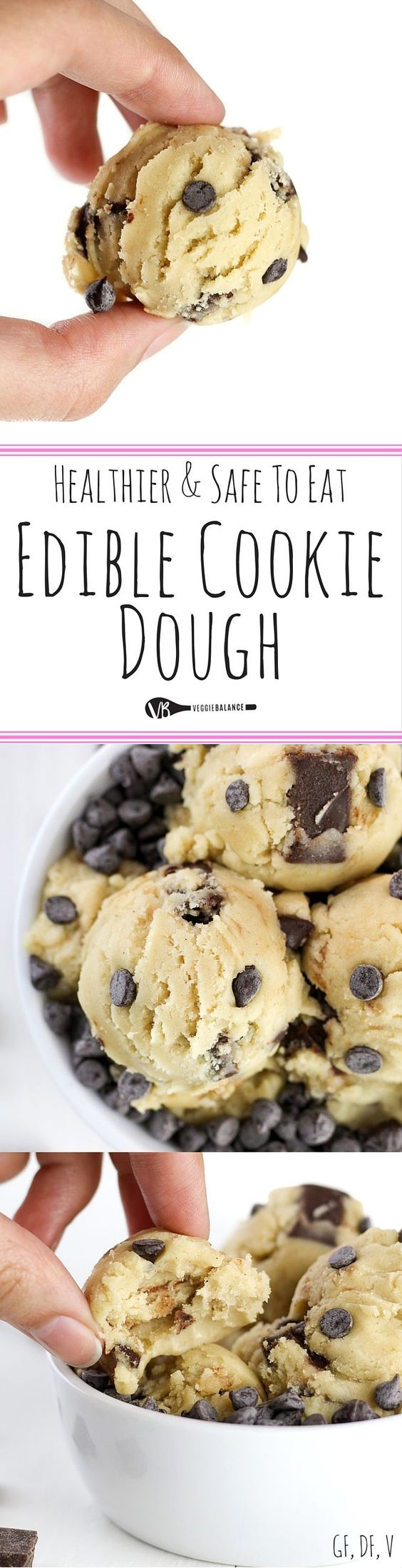 edible cookie dough  recipe  dough recipe pregnancy