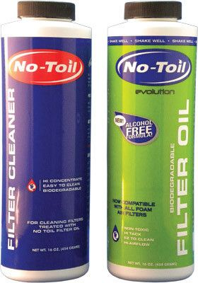 NO TOIL EVOLUTION AIR FILTER OIL 3/PK EV109