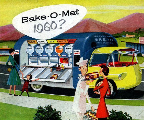 Bake-O-Mat 1960? Fred McNabb.: