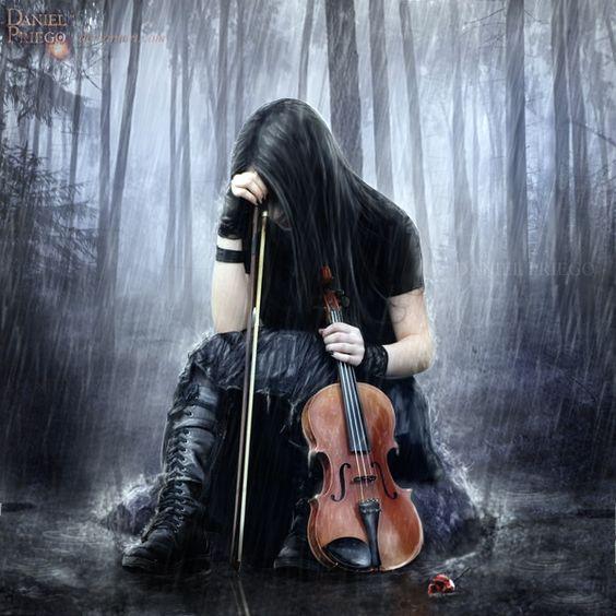 Emotional Rain by DanielPriego on DeviantArt