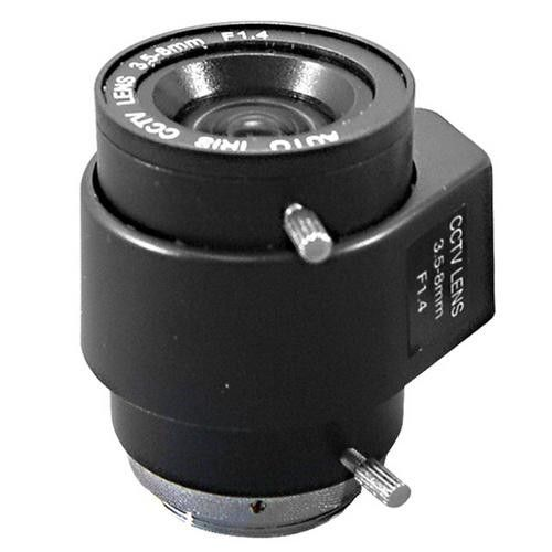 Avemia Lens- 35-80mm Auto Iris Irises and Autos - operation manual