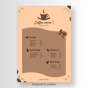 خزينة القائمة ملصق المسافر القالب وعاء وعاء الزمن ملصق المسافر القالب تخزين ملصق نشرة ناقلات براون الملصقات والنشرات برا Menu Flyer Coffee Menu Flyer