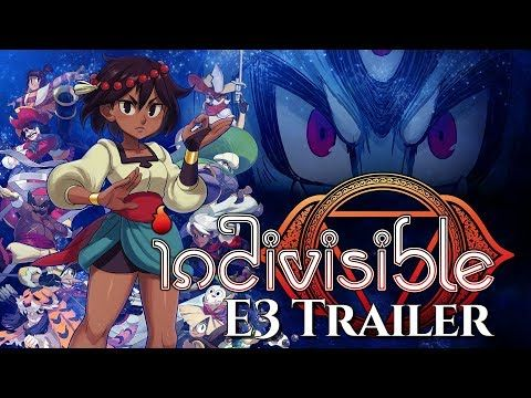 Indivisible Is An Upcoming Fantasy Rpg With A Unique Combat System