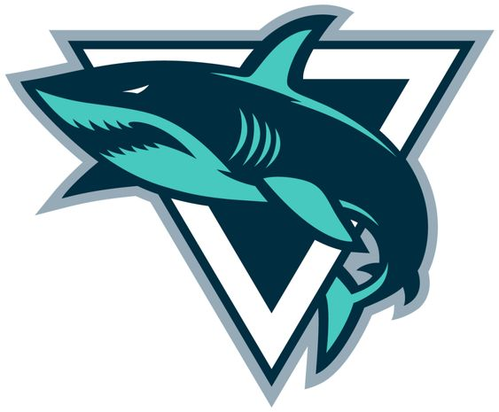 Sharks football logo - photo#9