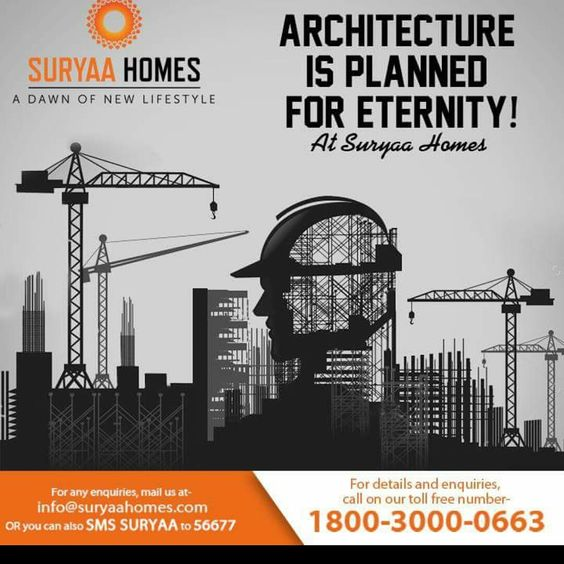 For more Details Visit www.suryaahomes.com