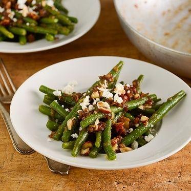 Ein paar Tricks und Kniffe und schon wird aus einem banalen Gemüse ein echtes Lieblingsessen. Das funktioniert sogar mit grünen Bohnen!