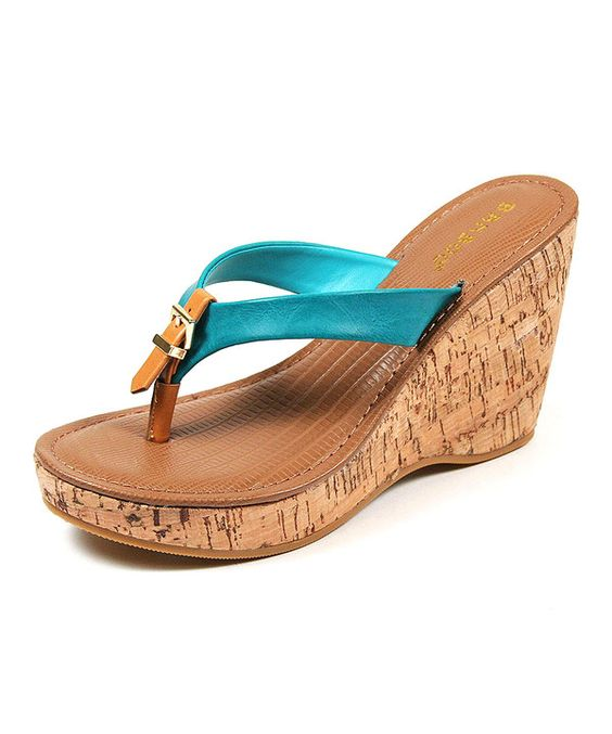 Look at this Sea Vesper Wedge on #zulily today!