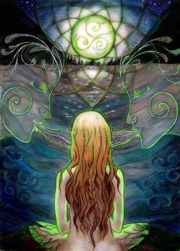 """Oración de la Mujer Sagrada (por Carla Lampert) """"Sagrada Fuerza Femenina te saludo y siento tu presencia manifestándose en mi Ser A través de mis pensamientos, palabras y acciones Dejo que la Divina Presencia de la Madre Cósmica me oriente con su infinita sabiduría Ella está llegando, ¡siento su Danza! Ella está hablando, ¡escucho su canción de Amor!"""