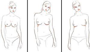 ¿Crees que tus senos son raros? Aquí te mostramos los 7 diferentes tipos de…