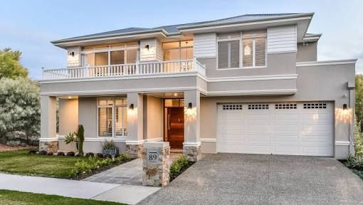 Image Result For Flat Roof House Designs Australia Flat Roof House Designs Hamptons Style Homes House Design Photos