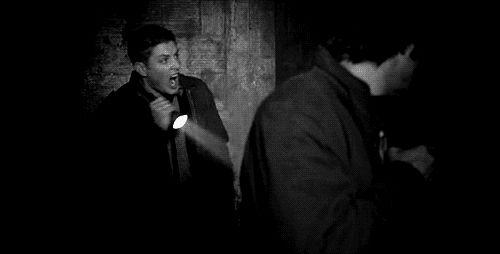 Dean has the best scream.