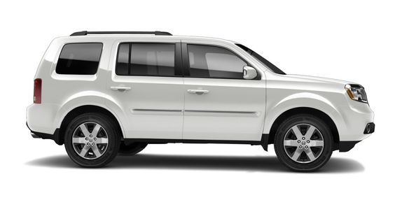 2013 honda pilot exl colors