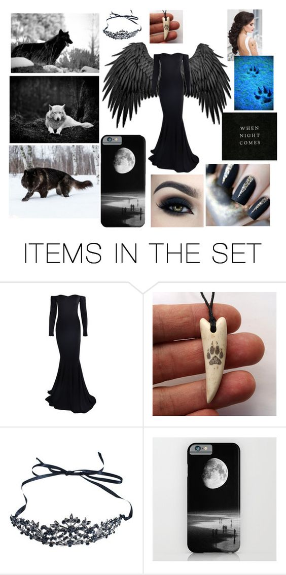 """""""Untitled #57"""" by maggie-white on Polyvore featuring art"""