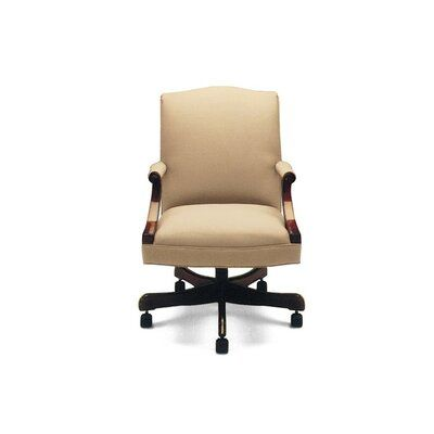 Leathercraft Richmond Task Chair Color Great Falls Tree Stump