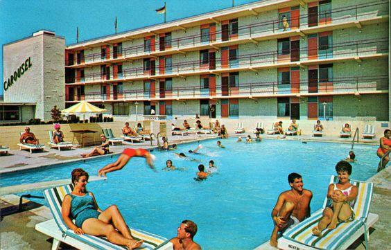 Carousel Resort Motel, Ocean City, Maryland