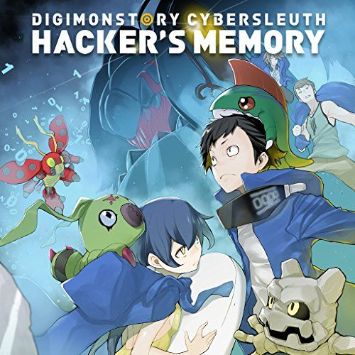 Digimon Story Cyber Sleuth Hackers Memory Launch Bundle Ps