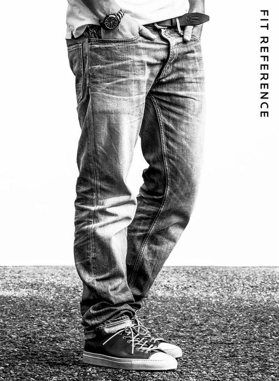 drill-regular-fit-5-year-anniversary-selvedge-16-dip - Jeans - Shop man - DENHAM the Jeanmaker