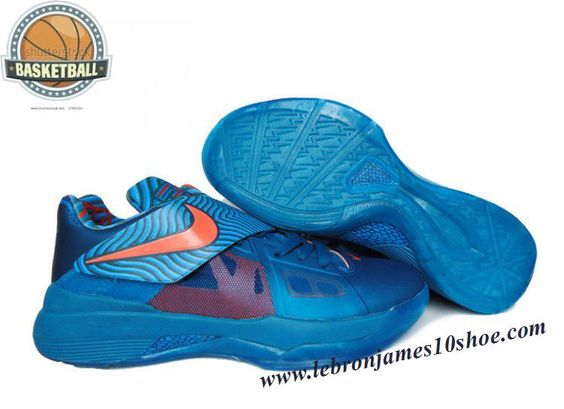 Nike Zoom KD 4(IV) Kevin Durant Shoes Year of the Dragon New