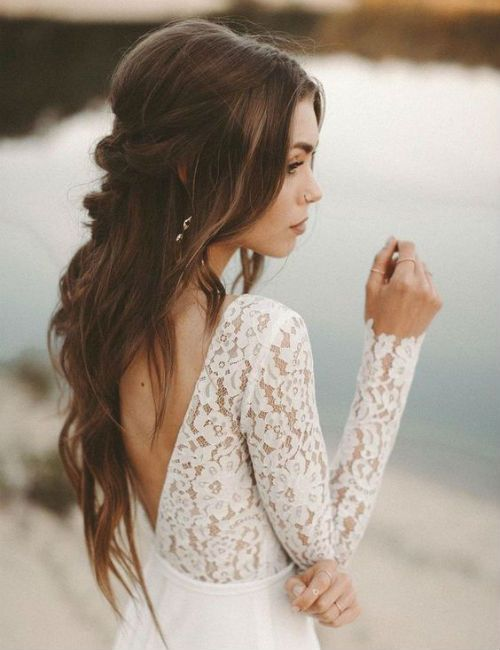 New Mind Blowing Wedding Hairstyles For Long Hair That Wont Draw