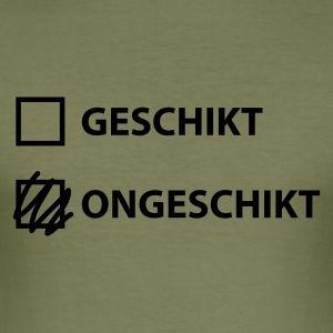 Geschikt / Ongeschikt: