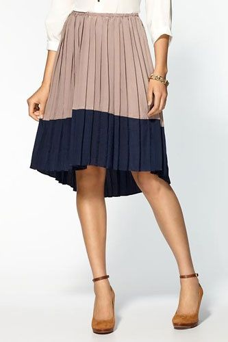 Modest-yet-sexy skirts to wear to work and beyond!