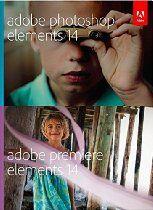 Adobe Photoshop Elements & Premiere Elements 14