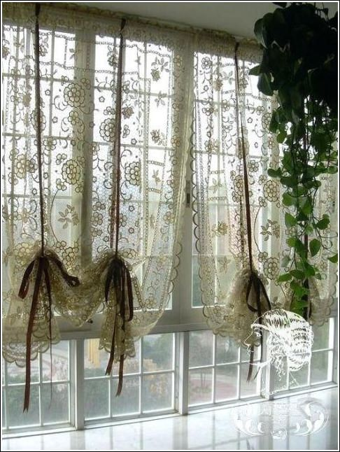 15 French Country Curtains For Living Room Lace Curtains Living