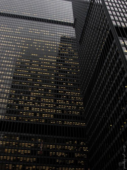 TD Centre by John Fitzgerald in Toronto