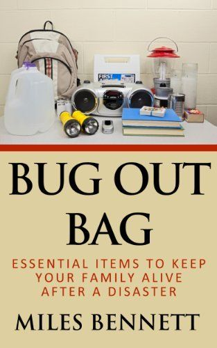 Bug Out Bag by Miles Bennett, http://www.amazon.com/dp/B008R0Y59W/ref=cm_sw_r_pi_dp_D6iksb193WJ8C
