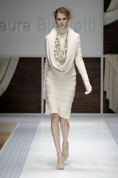 Laura Biagiotti at Milan Fashion Week Fall 2010 - Livingly