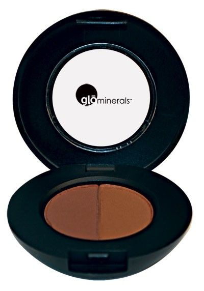 Brow Powder Duos- The eyebrow is the picture frame of the eye. To make sure your eye is always perfectly framed, glominerals offers four brow powder duo shades to expertly match any brow color. Mix the 2 shades to expertly fill in sparse areas of the brow.