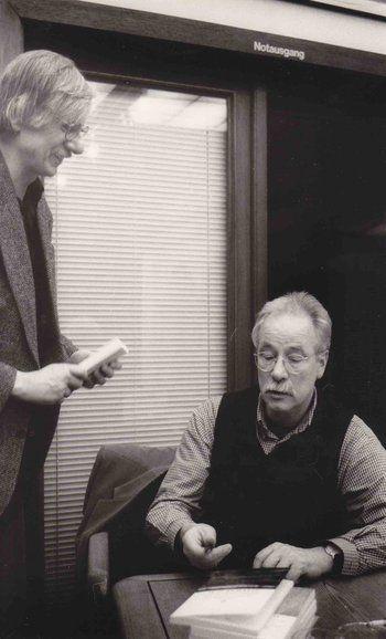 W.G. Sebald im Studio LCB_Nov. 1997 -- audio!
