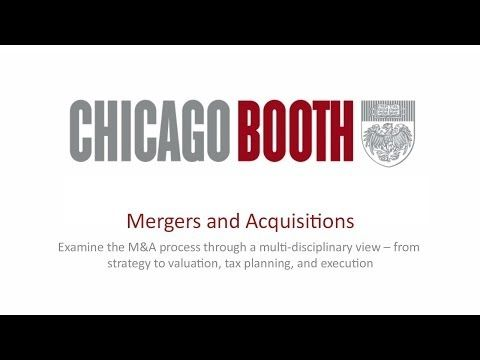 Mergers and Acquisitions | Chicago Booth Executive Education