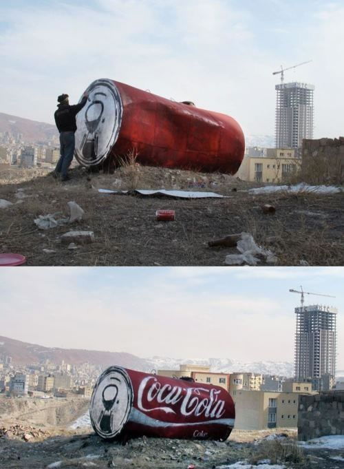 Pinned by: street-art -- Re-pinned by: http://about.me/orionwills and http://twitter.com/loveyourslinky