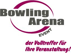 BowlingArena Logo Event